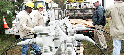 Municipal Utility's Grid Improves by 50% with Self-Healing Technology