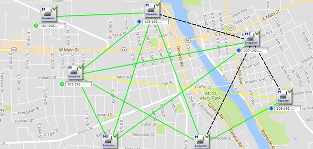 Vista Underground Distribution Switchgear: Optimizing Field Area Networks For Grid Reliability